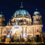 Imposanter Auftrittsort: Berliner Dom