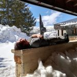 Alpe d´Huez F April 2018 Probenpause Elmar